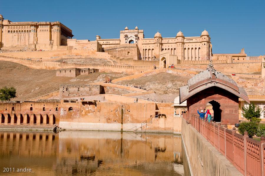 India Amber Fort Justnuances
