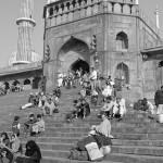 jama masjid (XVII)