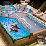 The map as a cake