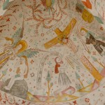 Kelby Kirke (XIII), Frescoes XV (by Elmelunde Master)